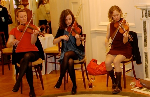 the fiddlers three